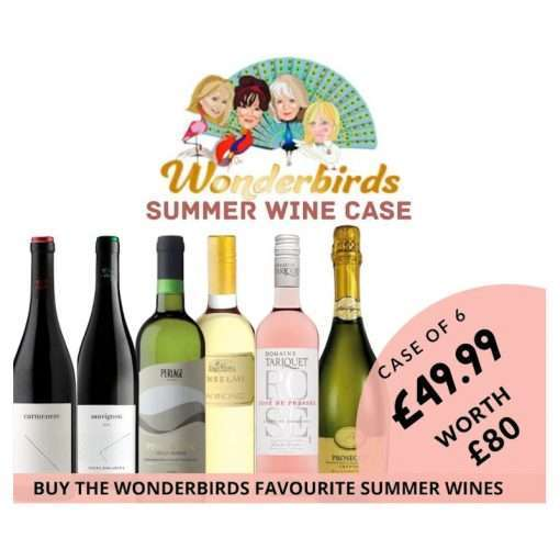 The Wonderbirds Favourite Summer Wines Special Offer Case