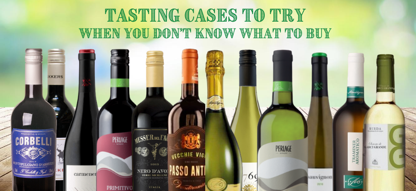 Mixed Tasting Cases