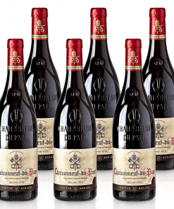 Le Grand Chais de France Victor Bérard Châteauneuf du Pape AOP 2018 Case of 6