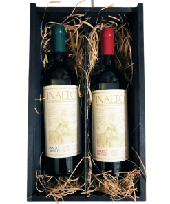Inalto Vini Duo in Wood Gift Box