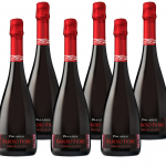 Paladin Raboso Fiore Brut Spumante Sparkling Red NV Case of 6