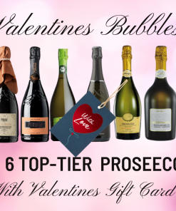 Valentines Day Prosecco Case Offer