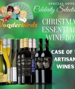 Wonderbirds Celebrity Selection Christmas Mixed Case of 12