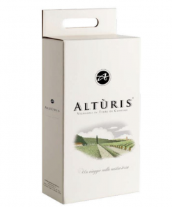 Altùris 2 Bottle Luxury Wine Gift Box