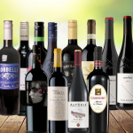 Mixed Tastig Case of 12 Red Wines