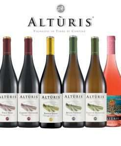 Alturis Winery Mixed Case of 6 wines