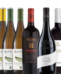 Case of 6 Red & White Wines