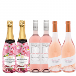 Summer Sipper Mixed Case Offer of Rose Wines